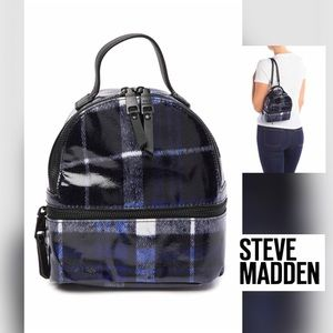 🆕STEVE MADDEN Val Mini Backpack